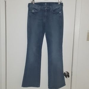 """7 For All Mankind Jeans - 7 For All Mankind  """"A Pocket"""" size 27"""